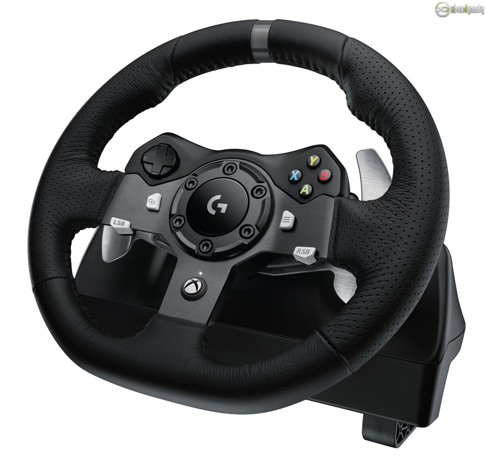 Xbox One - Logitech G920 Driving Force - 81 Hits