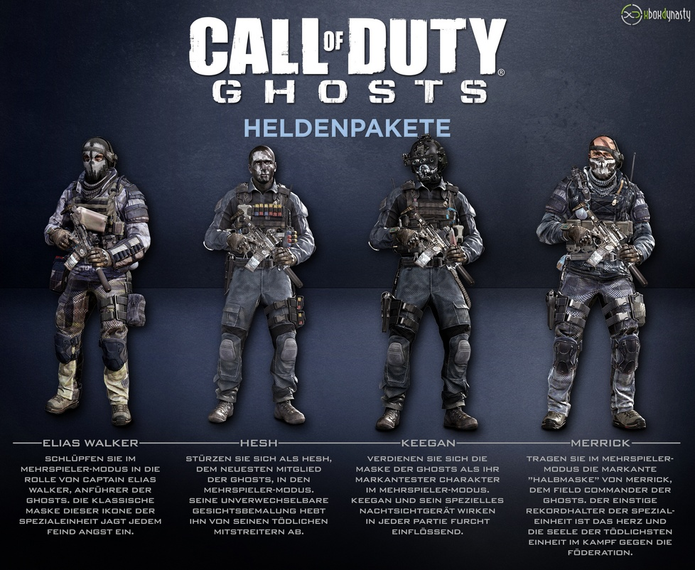 Call of Duty: Ghosts: Screenshots - 312.5KB