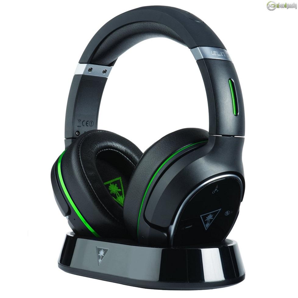Xbox One - Turtle Beach Ear Force Elite 800X - 214 Hits