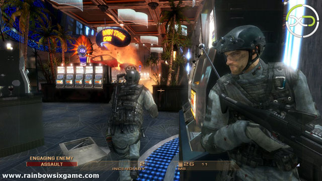 Rainbow Six Vegas Multiplayer Demo, Movie, Screens und Release