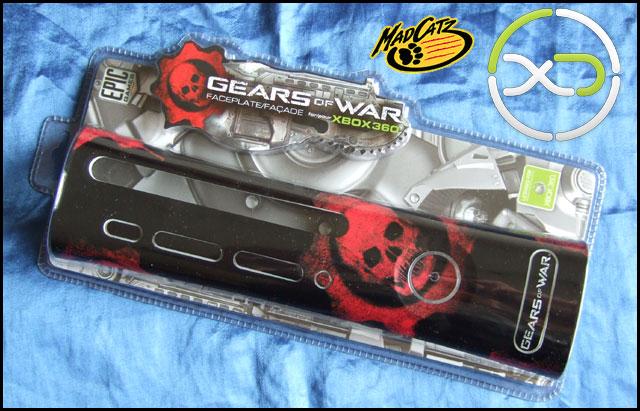Unbezahlbares Gears of War Faceplate für den XD 1vs1 Champion