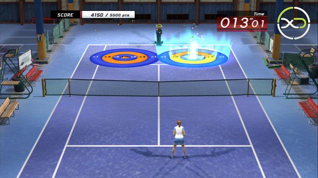 Virtua Tennis 3 trifft in die Mitte