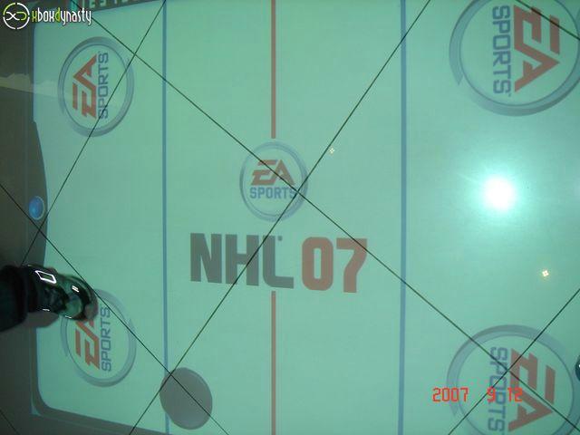 EA NHL 07 Puk Kicker