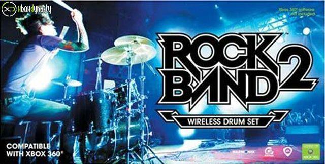 Xbox 360 - Rock Band 2 - 2 Hits