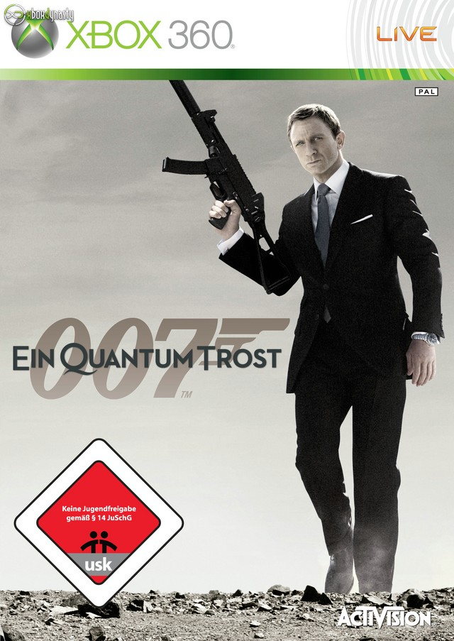 007 ein quantum trost james bond quantum of solace. Black Bedroom Furniture Sets. Home Design Ideas