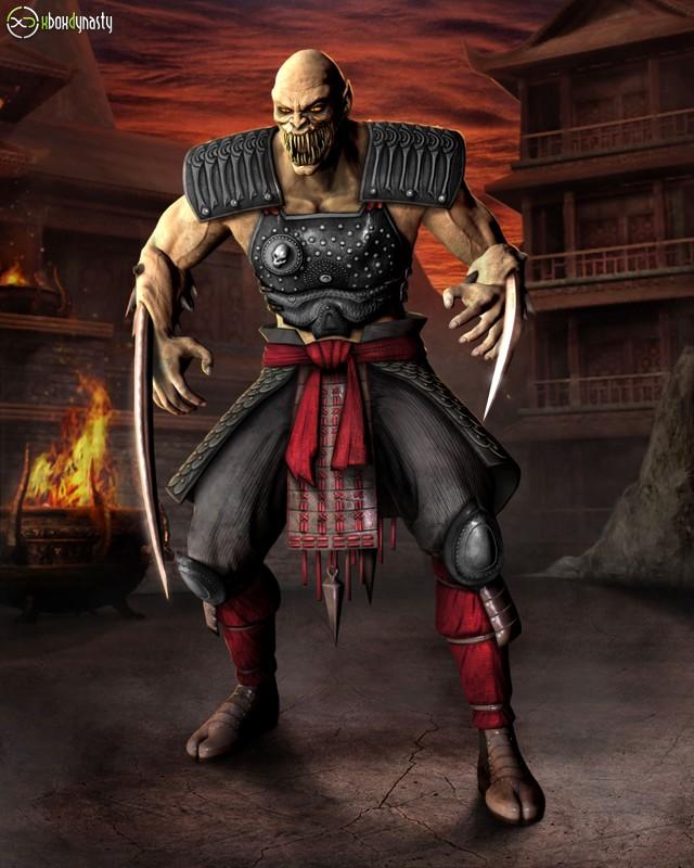 Xbox 360 - Mortal Kombat vs. DC Universe - 155 Hits