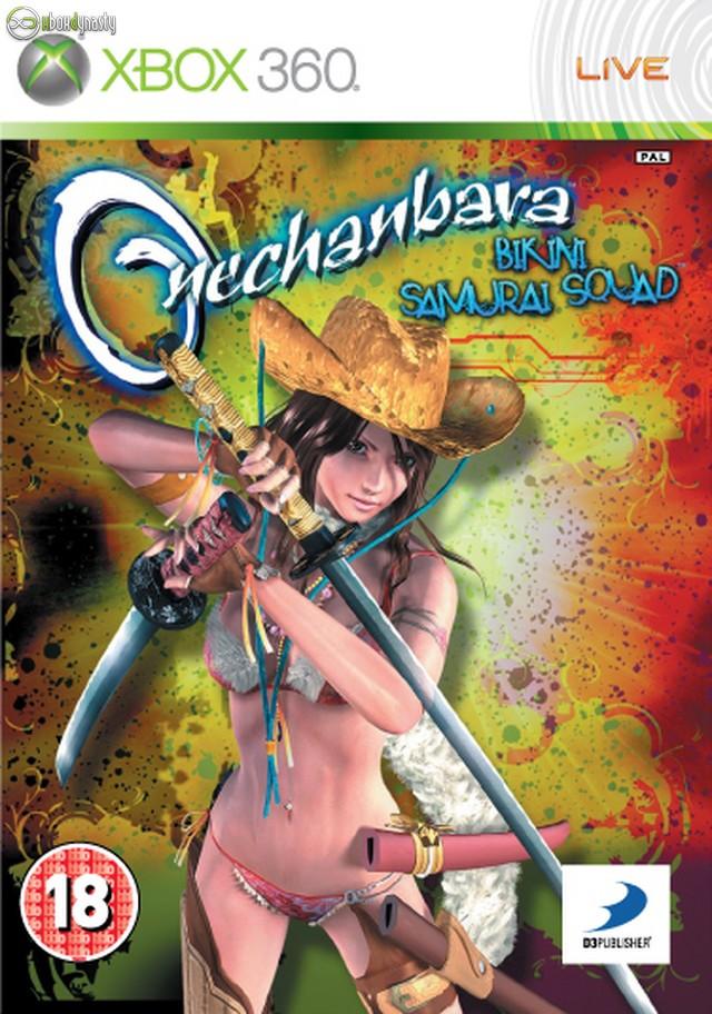 OneChanbara: Bikini Samurai Spielcover veröffentlicht