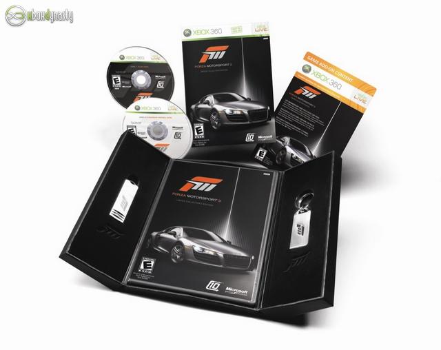 Forza Motorsport 3: Sammler Edition enthüllt