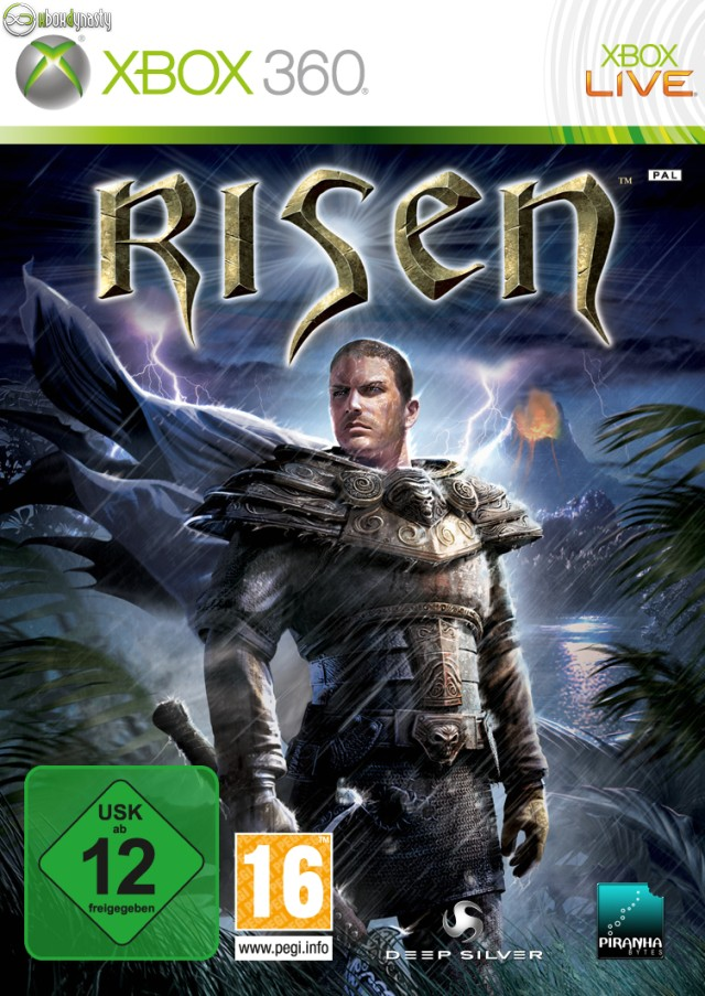 Xbox 360 - Risen - 0 Hits