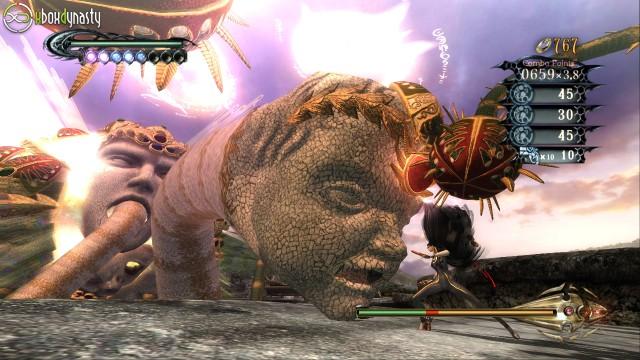 Xbox 360 - Bayonetta - 38 Hits
