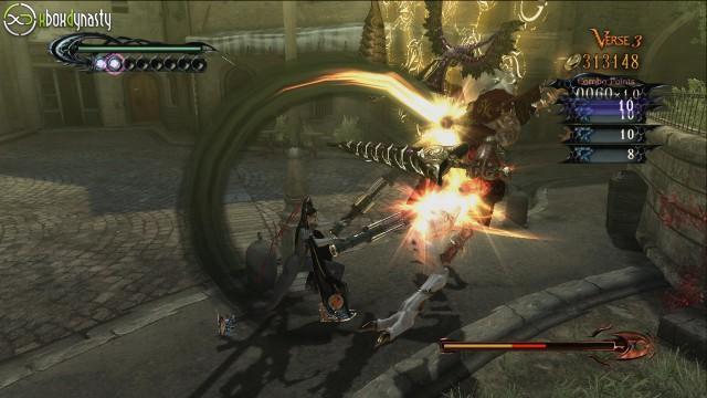 Xbox 360 - Bayonetta - 37 Hits