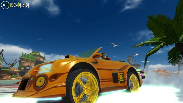 Xbox 360 - Sonic & SEGA All-Stars Racing - 0 Hits