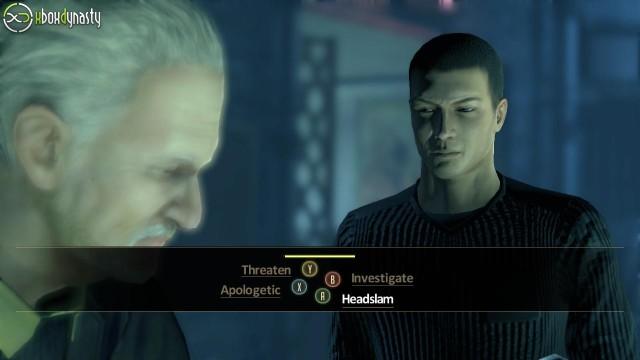 Xbox 360 - Alpha Protocol - 2 Hits
