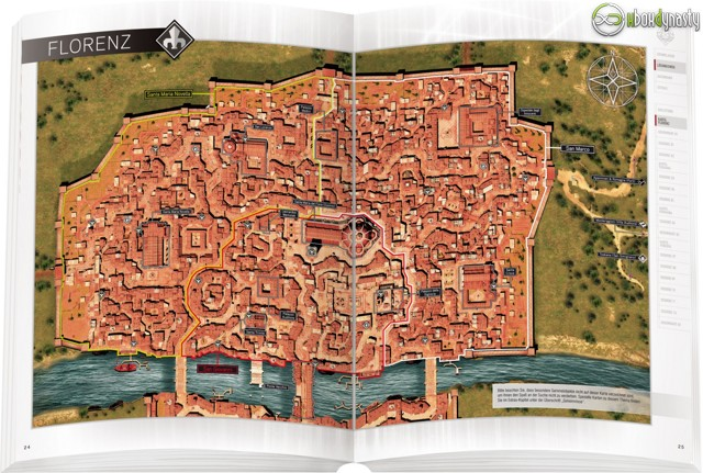 Xbox 360 - Assassins Creed II - Lösungsbuch