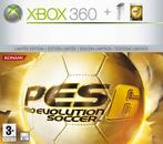 Xbox 360 Pro Evolution Soccer 6 Bundle
