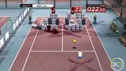 Virtua Tennis 3 präsentiert weitere witzige Minispiele