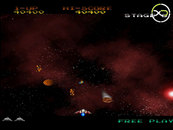 Xbox 360 - Gyruss - 6 Hits