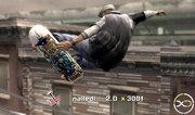 Xbox 360 - Tony Hawks Proving Ground - 330 Hits