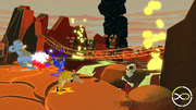 Xbox 360 - Hail to the Chimp - 2 Hits