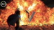Die Grafik von Devil May Cry ist auch im 4. Teil brandheiss.