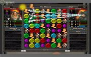 Xbox 360 - Puzzle Quest: Challenge of the Warlords - 115 Hits