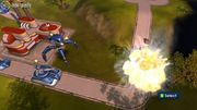Xbox 360 - Commanders: Attack of the Genos - 0 Hits