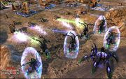 Xbox 360 - Command and Conquer 3: Tiberium Wars - 69 Hits