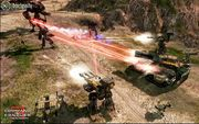 Xbox 360 - Command and Conquer 3: Tiberium Wars - 0 Hits