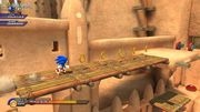 Xbox 360 - Sonic Unleashed - 0 Hits