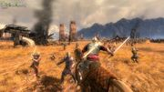 Xbox 360 - Lord of the Rings: Conquest - 0 Hits