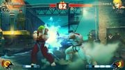 Xbox 360 - Street Fighter IV - 0 Hits