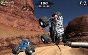 Xbox 360 - Monster Jam - 5 Hits
