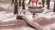Xbox 360 - Pirates vs Ninjas Dodgeball - 0 Hits