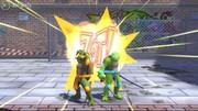 Xbox 360 - Teenage Mutant Ninja Turtles: Turtles in Time - 198 Hits
