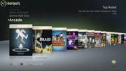 Xbox 360 - Xbox 360 Dashboard - 164 Hits