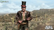 Xbox 360 - Red Dead Redemption - 0 Hits