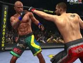 Xbox 360 - UFC Undisputed 2010 - 0 Hits