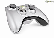 Xbox 360 - Xbox 360 Wireless Gamepad 2010 - 558 Hits