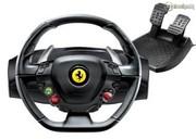 Xbox 360 - Thrustmaster Ferrari 458 Italia Lenkrad - 1820 Hits