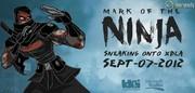 Xbox 360 - Mark of the Ninja - 0 Hits