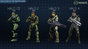 Xbox 360 - Halo 4 - 4 Hits