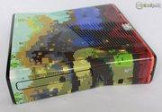 Xbox 360 - Xbox 360 Konsole Minecraft - 10 Hits