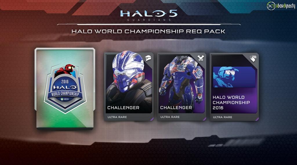 Halo 5 Guardians Challenger Hail Hydra
