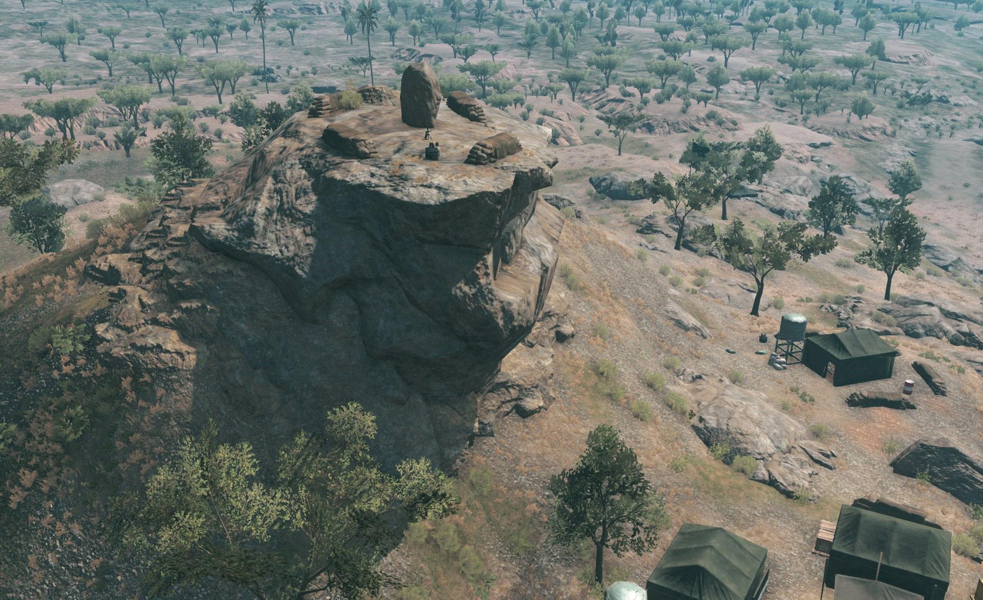 Metal Gear Online – Cloaked in Silence DLC - Azure