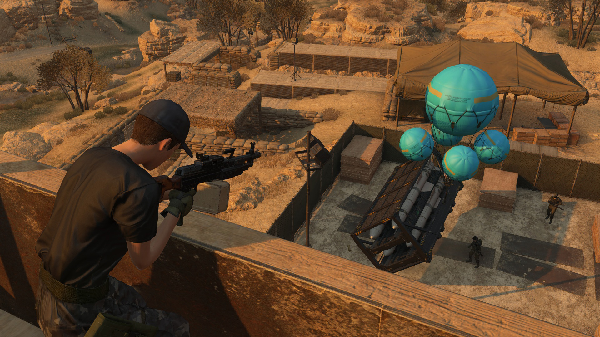 Metal Gear Online – Cloaked in Silence DLC Sabotage