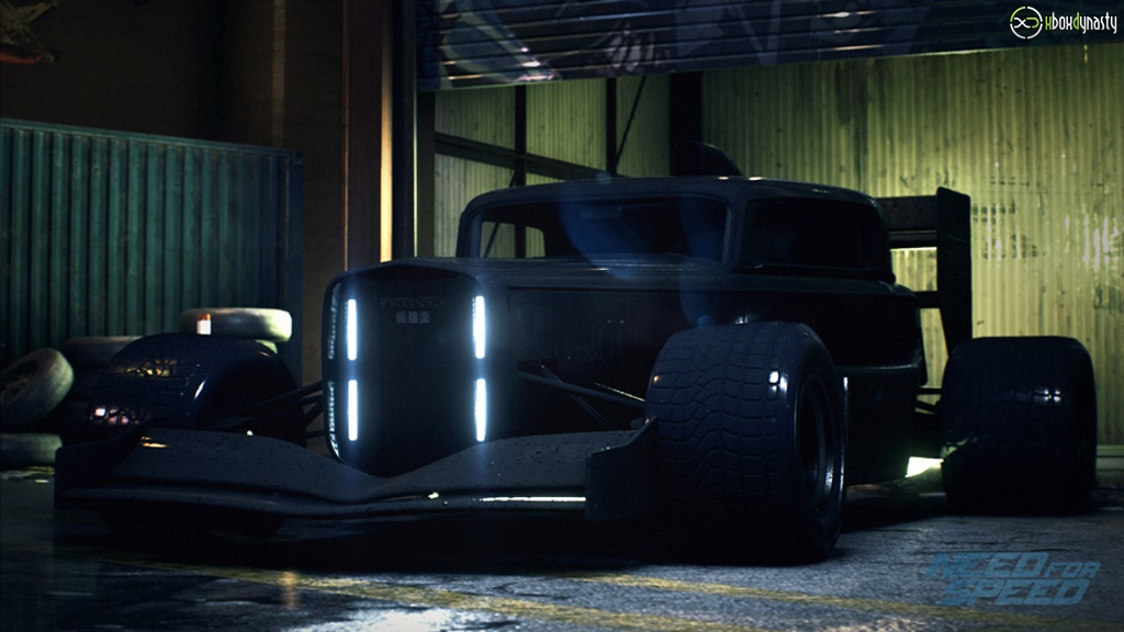 Hot Rod in Need for Speed