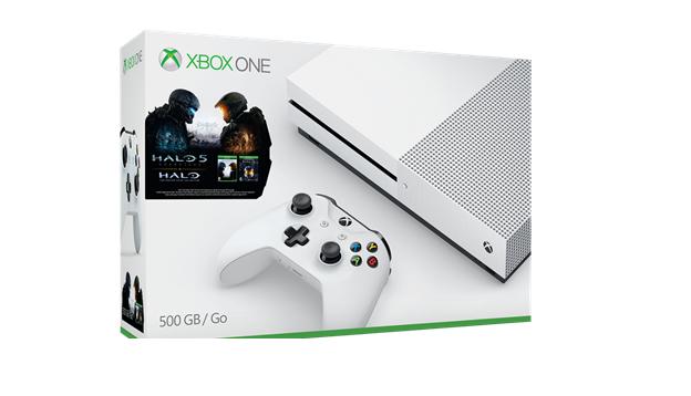 Xbox One Slim: Release Termine für 500 GB und 1 TB Bundles mit Madden NFL 17 oder Halo