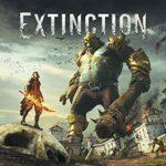 Extinction Cover