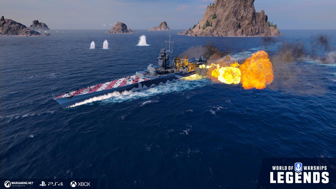World of Warships: Legends - Xboxdynasty