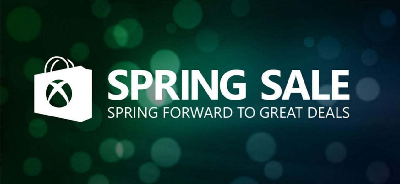 Anzeige - Deals Spring Sale